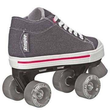 Patins Roller Derby Quad Zinger Infantil