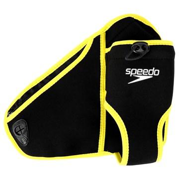 Pochete Hidratação Speedo Hydration - Preto e Amarelo