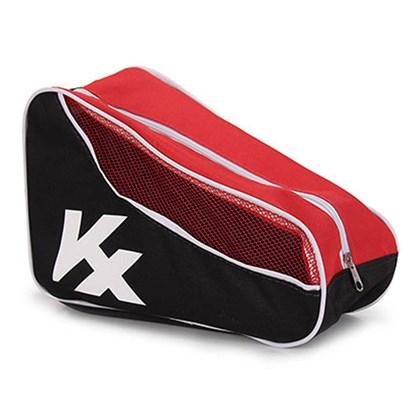 66b984c3e75aa Porta Chuteira Kanxa Triangular - Vermelho e Preto - Esporte Legal