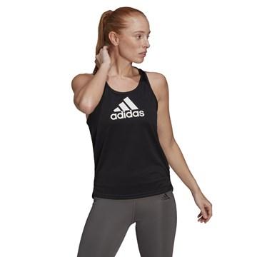 Regata Adidas Aeroready Designed 2 Move Logo Feminina - Preto