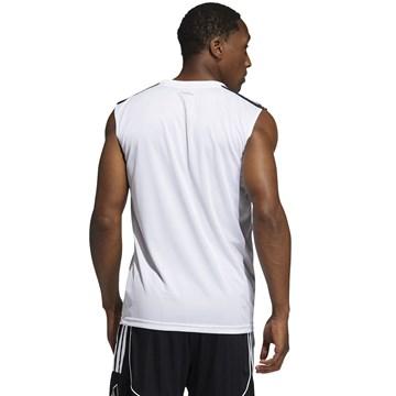 Regata Adidas All World Masculina - Branco