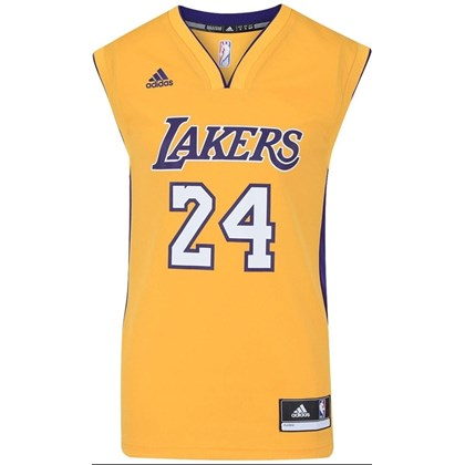 7526f4cab Regata Adidas Los Angeles Lakers Basquete L69778