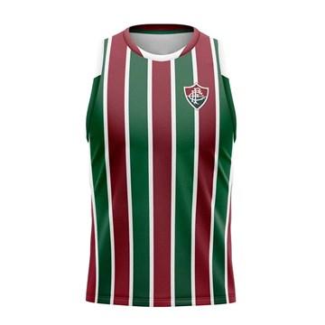 Regata Braziline Fluminense Vicious Infantil - Tricolor
