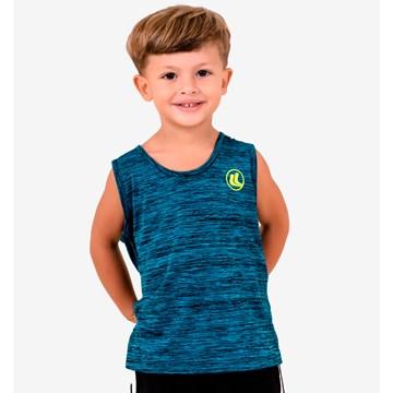 Regata Esporte Legal Machão Plank Infantil Masculina