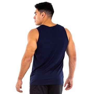Regata Everlast Workout Masculina - Azul Marinho