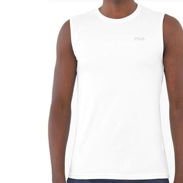 Regata Fila Basic Sports Masculina - Branco