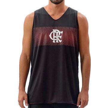 Regata Flamengo Braziline Dupla Face Smell Masculina