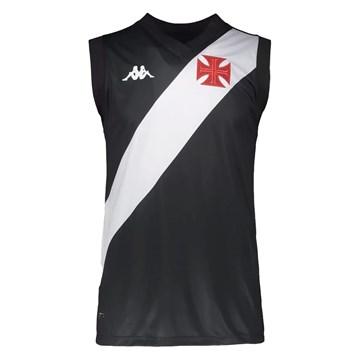 Regata Kappa Vasco Basquete I 2021 Plus Size Masculina