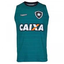 Regata Topper Botafogo Treino 2017 Masculino