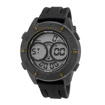 Relógio Mormaii Digital Preto MO150915AE8Y Masculino