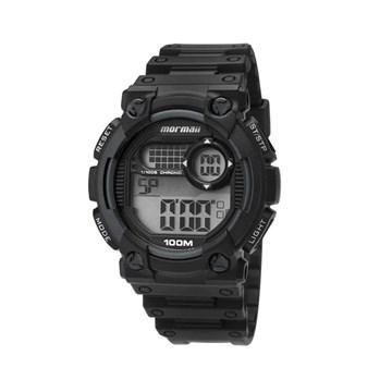 Relógio Mormaii Digital Wave MOY15878C Masculino - Preto