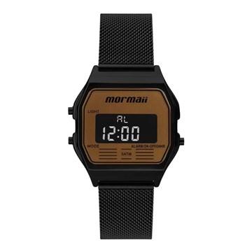 Relógio Mormaii Vintage MOJH02BD/4L Feminino - Preto