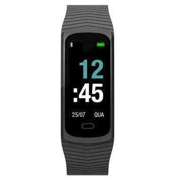 Relógio Smartwatch Mormaii Fit GPS MOB3AA/8P - Preto