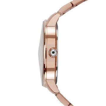 Relógio Technos Elegance Crystal Rosê 2039CG/4J Feminino