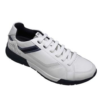 Sapatênis Pegada Branco 116707 Masculino