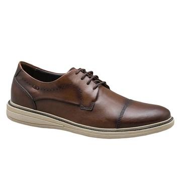 Sapato Casual Democrata Metropolitan Bay Masculino - Tan
