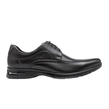 Sapato Social Democrata Smart Comfort Air Spot Masculino
