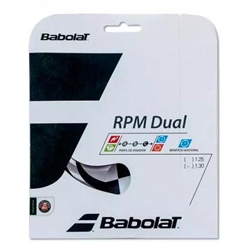 Set Corda Babolat RPM Dual 16L 1.30mm 200 Metros