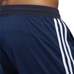 Short Adidas 4KSPR A Heather 3 Stripes 9 Masculino