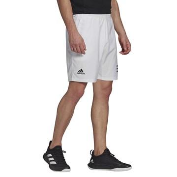 Short Adidas Club Tennis 3 Stripes Masculino - Branco
