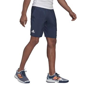 Short Adidas Club Tennis 3 Stripes Masculino - Marinho