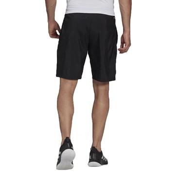 Short Adidas Club Tennis 3 Stripes Masculino - Preto