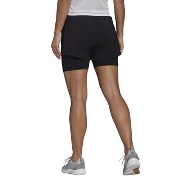 Short Adidas Designed To Move 2 em 1 Feminino