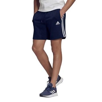 Short Adidas Essentials 3 Stripes Masculino - Marinho