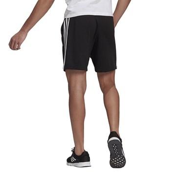 Short Adidas Essentials 3 Stripes Masculino - Preto