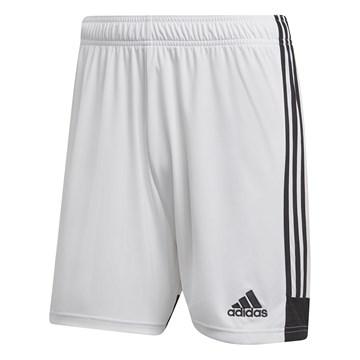 Short Adidas Tastigo 19 Masculino - Branco e Preto