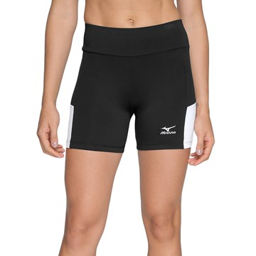 Short Mizuno New Fit Feminino - Preto