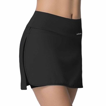 Short Saia Selene Fitness Feminino