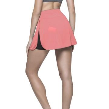 Short Saia Selene Fitness Feminino - Rosa