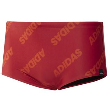 Sunga Adidas Essence Graphic Masculina - Vermelho