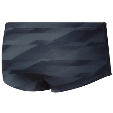 Sunga Adidas Graphic Masculina - Chumbo e Preto