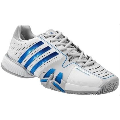 2a3295b4e8 Tenis Adidas Adipower Barricade V22350 - EsporteLegal