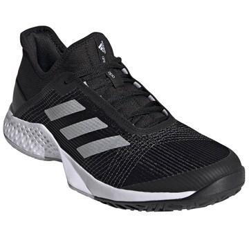 Tênis Adidas Adizero Club Masculino - Preto e Branco