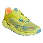 Tênis Adidas Alphatorsion Masculino - Amarelo