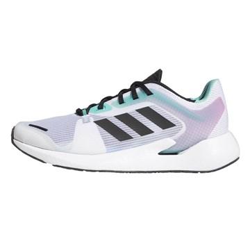 Tênis Adidas Alphatorsion Masculino - Branco, Preto e Verde