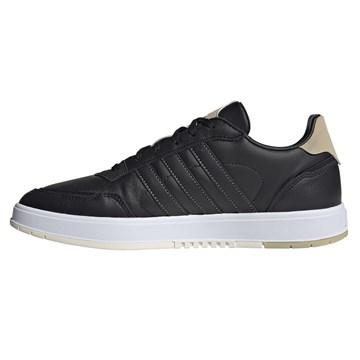 Tênis Adidas Courtmaster Masculino - Preto e Bege