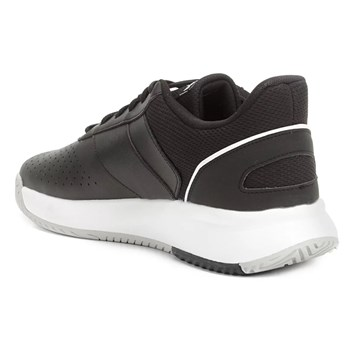 Tênis Adidas Courtsmash Masculino - Preto e Branco