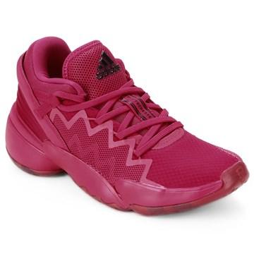 Tênis Adidas Donovan Mitchell Crayola Issue 2 Masculino - Rosa