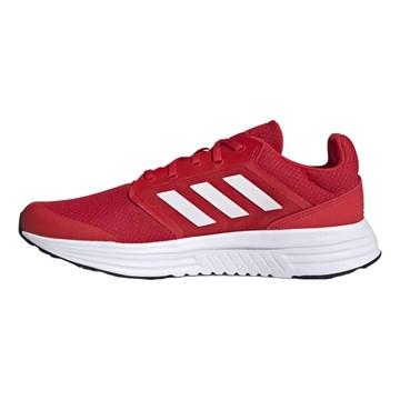 Tênis Adidas Galaxy 5 Masculino - Vermelho