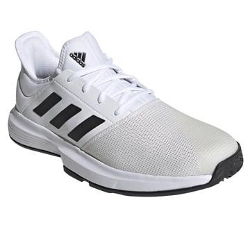 Tênis Adidas Gamecourt Masculino - Branco