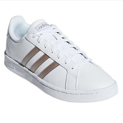 fc4684786d Tênis Adidas Grand Court Feminino - EsporteLegal