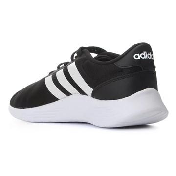Tênis Adidas Lite Racer 2.0 Masculino - Preto e Branco