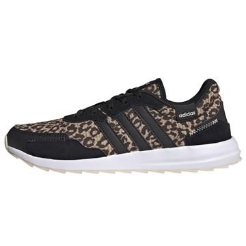 Tênis Adidas Retrorun Feminino - Preto e Bege