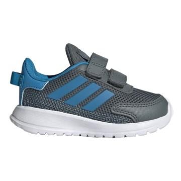 Tênis Adidas Tensaur Infantil - Cinza e Azul