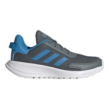 Tênis Adidas Tensaur Juvenil - Cinza e Azul