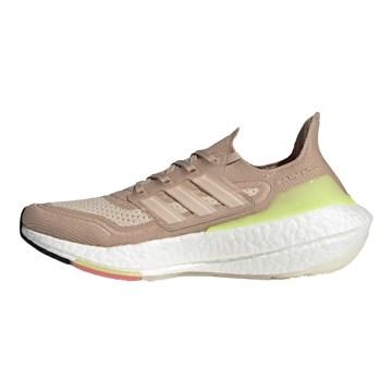 Tênis Adidas Ultraboost 21 Feminino - Pérola